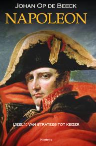 afbeelding Napoleon-biografie van Johan Op de Beeck