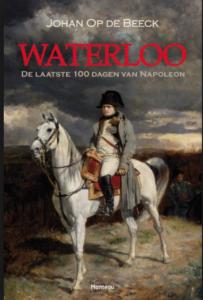 boek slag van Waterloo